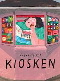 """Omslag till bilderboken """"Kiosken"""""""