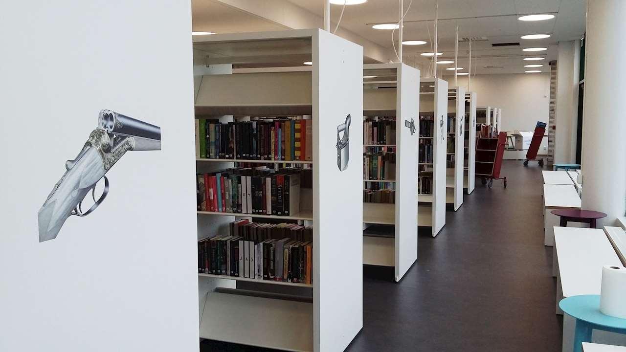 biblioteket huskvarna
